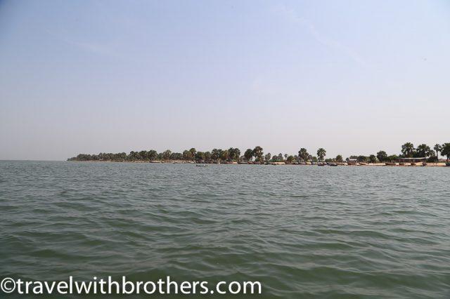 Lake Alberto shores, Uganda