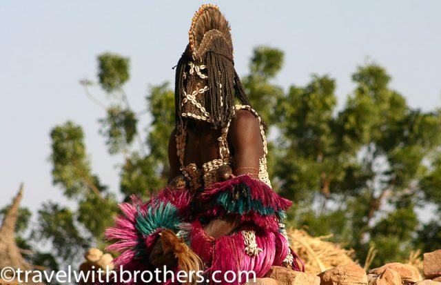 Mali, Dogon mask