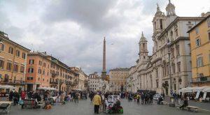 Rome, Navona square