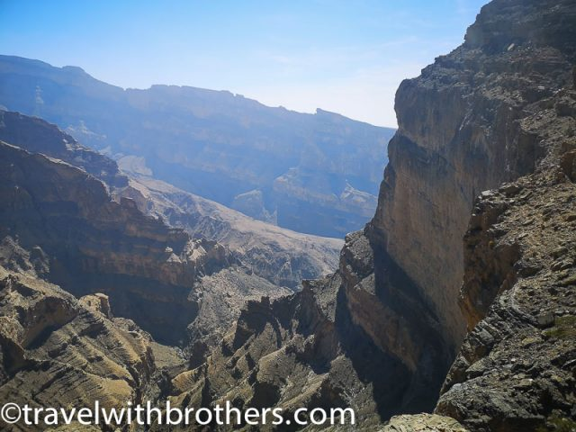 Jebel Shams Balcony walk