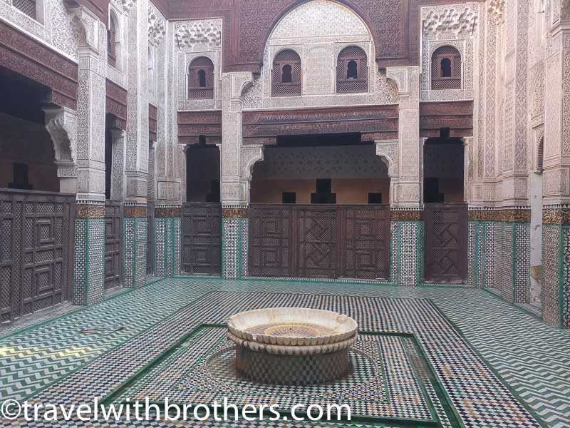 Meknes, Bou Inania Medersa