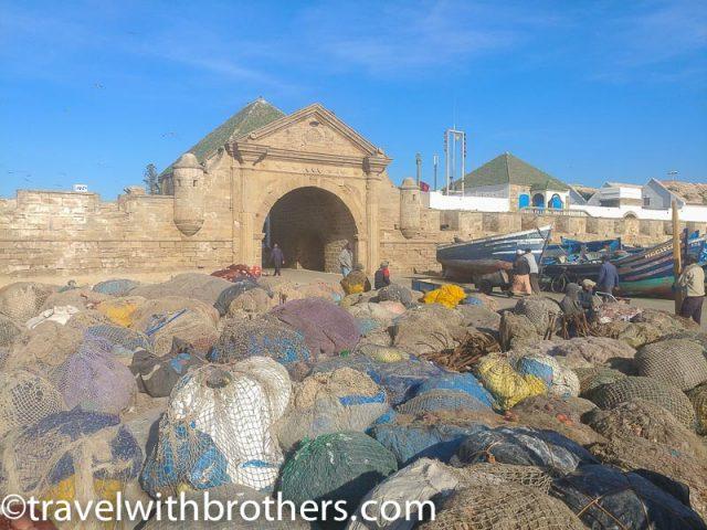 Essaouira, Bab el Marsa gate