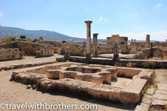 Volubilis, Roman ruins