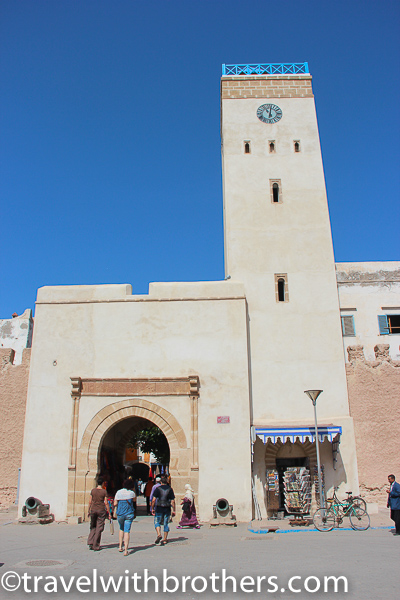 Essaouira, the Clock Tower