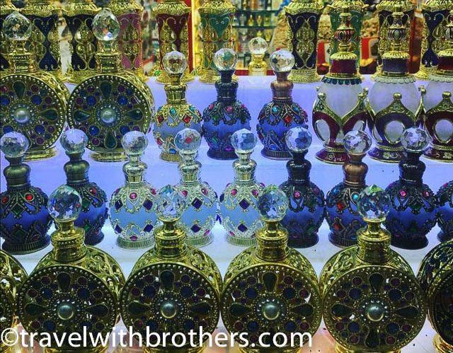 Dubai Perfumes souk