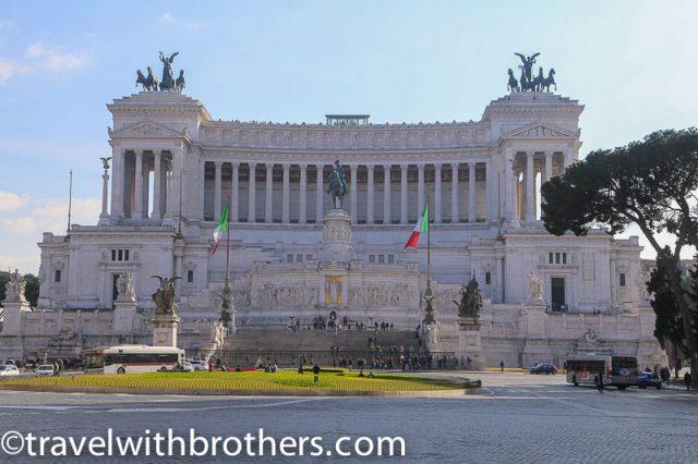 Rome, Piazza Venezia