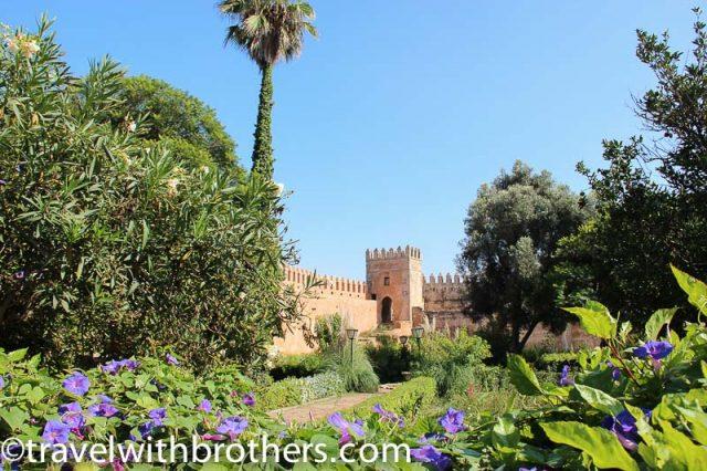 Rabat, the Andalusian gardens