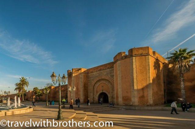 Rabat, Bab el Had gate