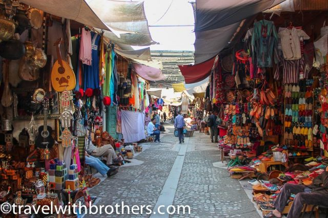 Rabat, Rue Souk Es Sebat