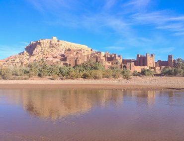 Morocco, Ait Ben Haddou
