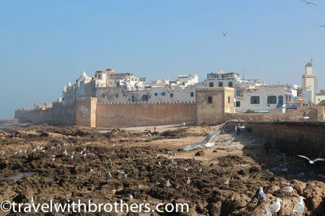 Morocco, the medina of Essaouira