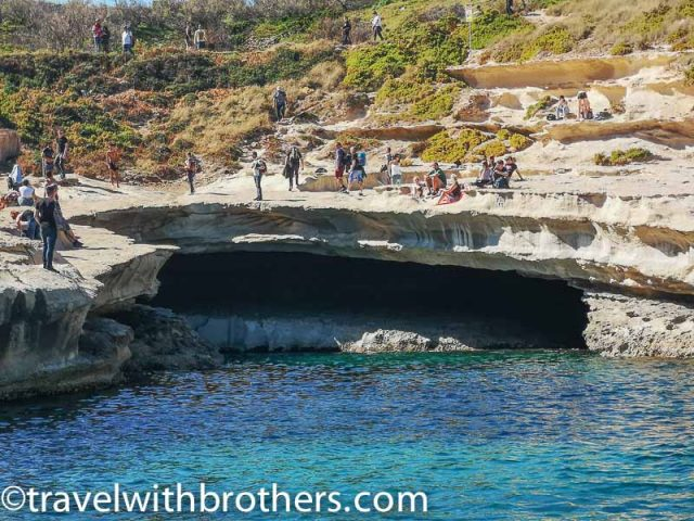 Malta, St Peter's Pool