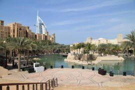 UAE, Dubai Madinat Jumeirah