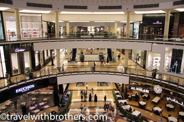 Dubai Mall shops