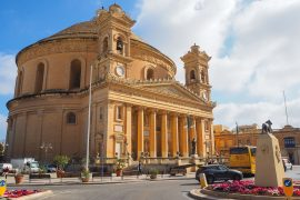 Malta, Mosta Rotunda church