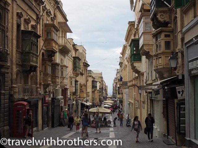 Valletta, Market street