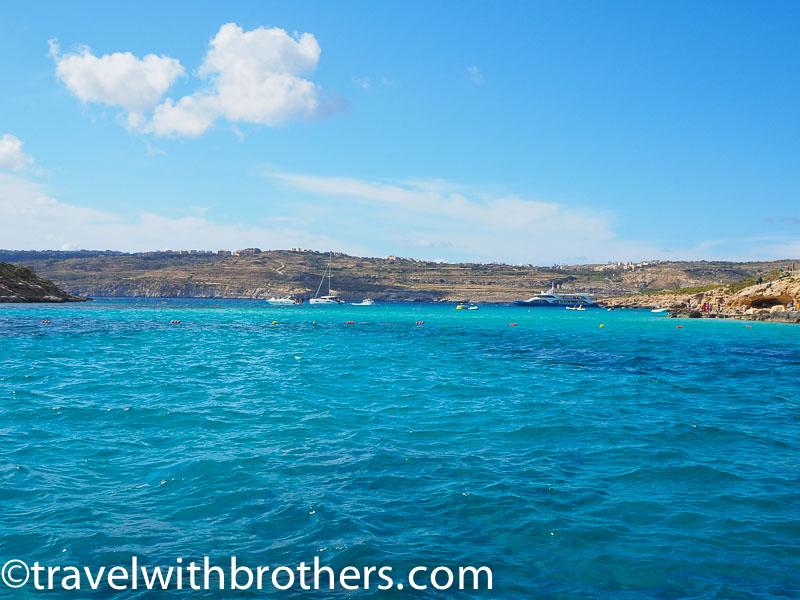 Comino, the Blue Lagoon