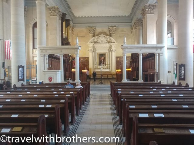 Valletta, St Paul Pro Cathedral nave