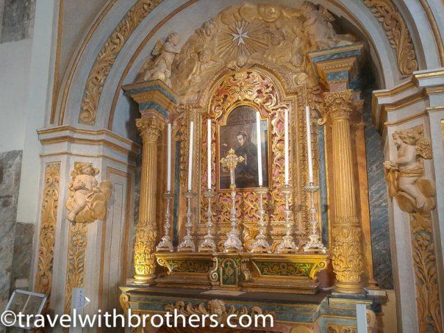 Altar of St John of God
