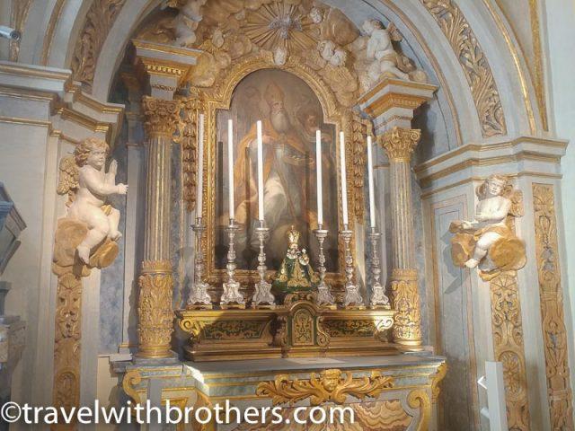 Altar of St Liborius of Paderborn