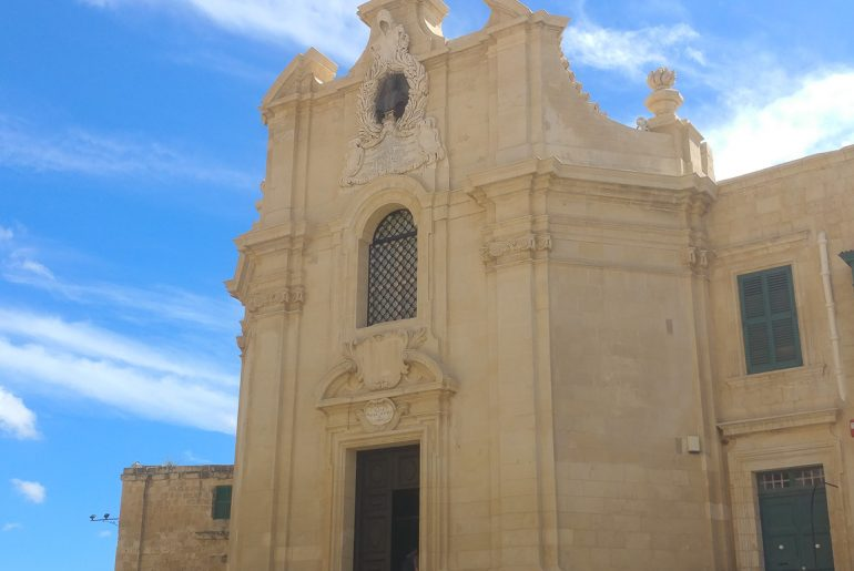 Valletta, Church of Our Lady of Victories
