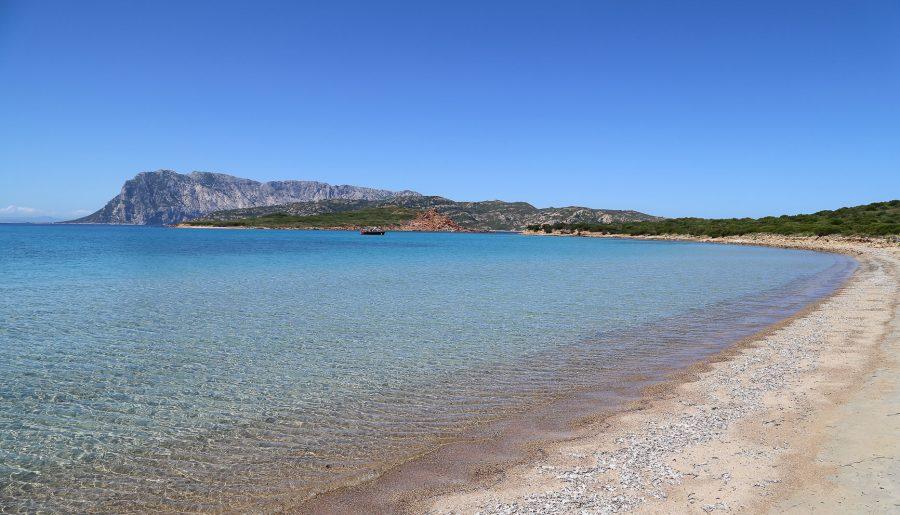 Italy, Sardinia: the marvelous beaches of San Teodoro