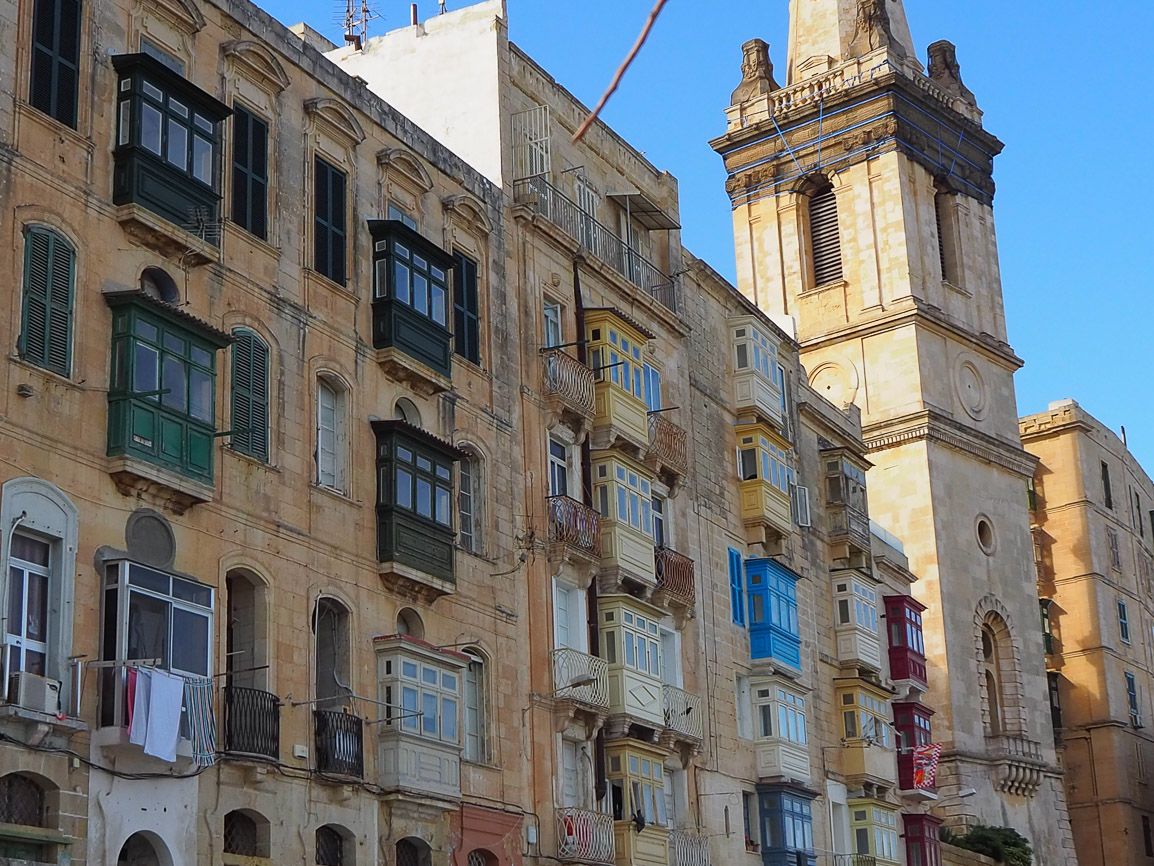 Valletta, St Paul Pro Cathedral