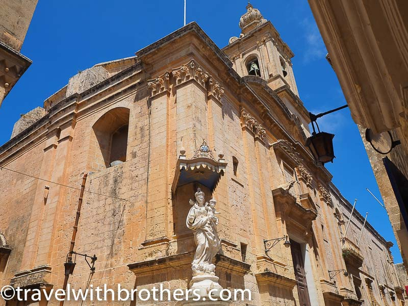 Mdina, Church of Our Lady