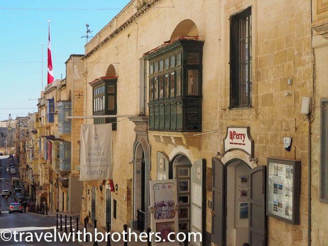 Valletta, Casa Rocca Piccola