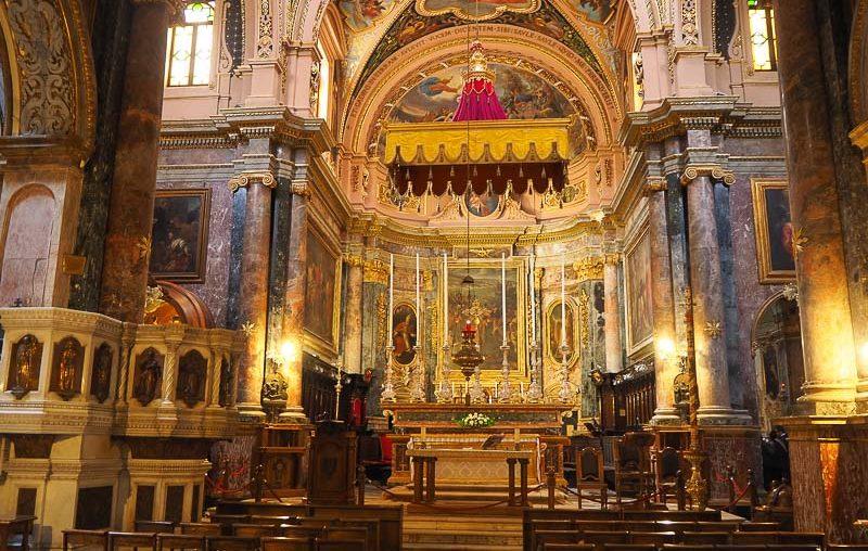 Valletta,St. Paul 's Shipwreck Church