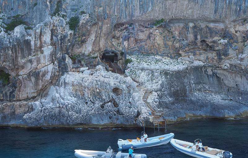 Sardinia, Grotta del Fico