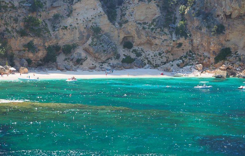 Sardinia, Cala Biriola