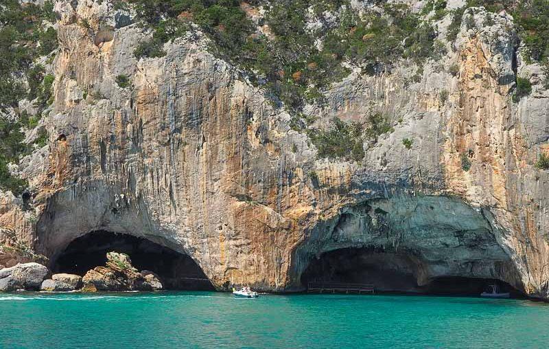Sardinia, Bue Marino Cave