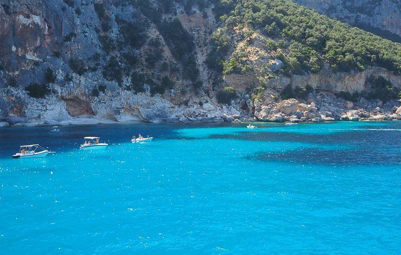 Sardinia, Venus pools