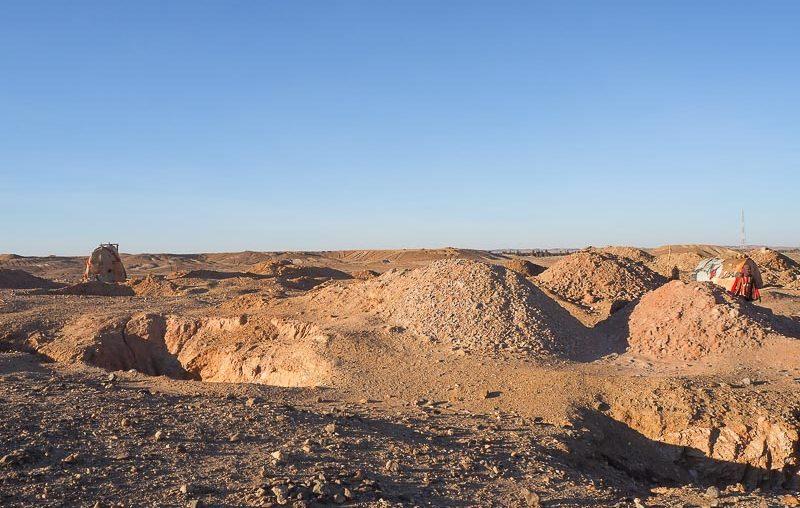 Sudan, gold mines in Wawa
