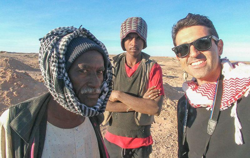 Sudan, miners in Wawa