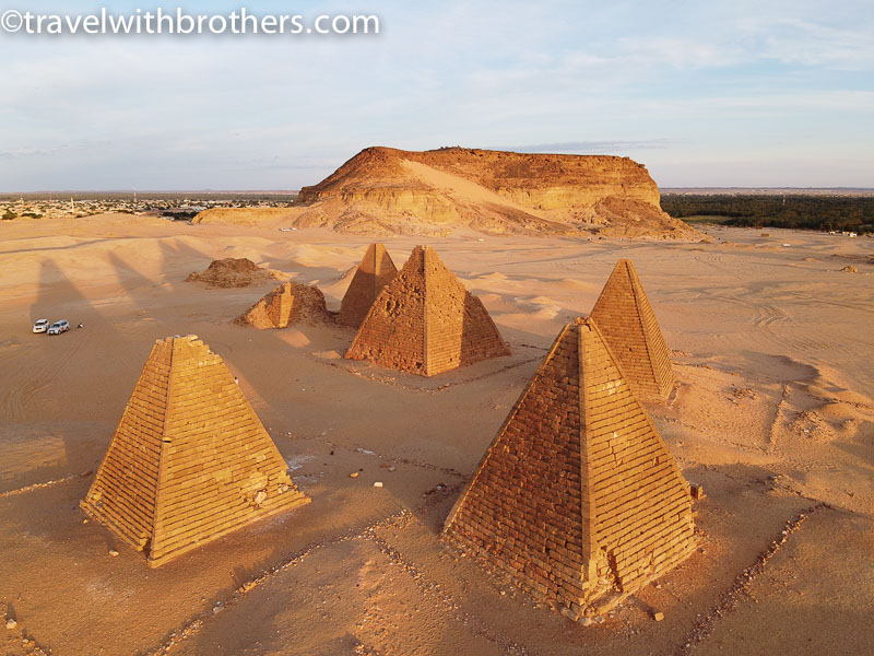 Sudan, Jebel Barkal archaeological site