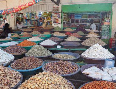 Khartoum, Omdurman souk