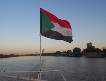 Khartoum, a view from the Nile