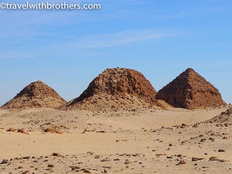 Sudan, Nuri Necropolis