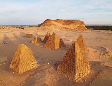 Sudan, Jebel Barkal