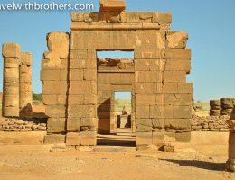 Naqa, the Temple of Amun