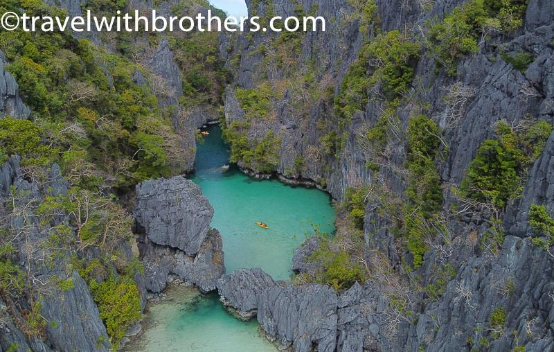 El Nido, the stunning Small Lagoon