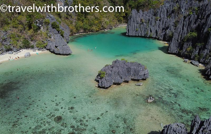 El Nido, the Cadlao Lagoon