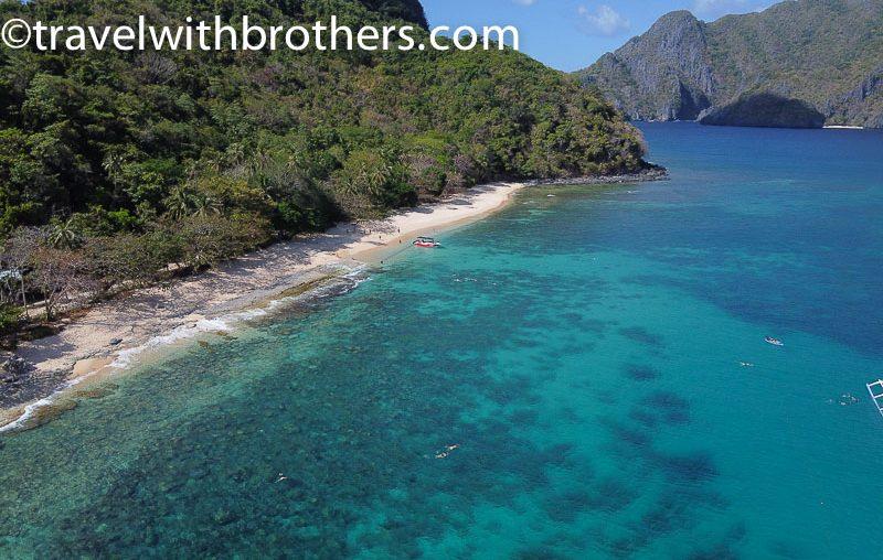 El Nido, Helicopter island