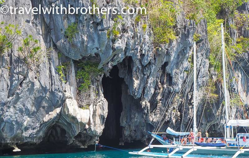El Nido, the Cathedral cave