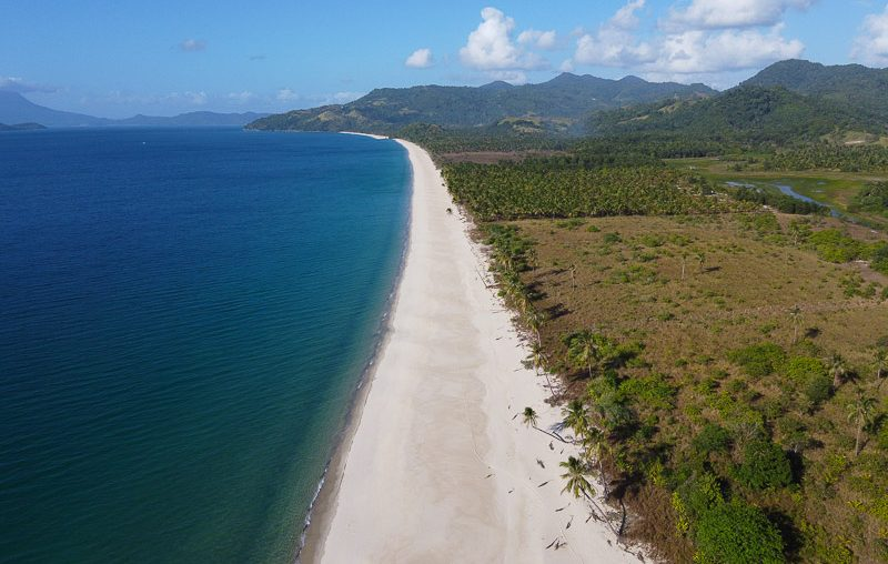 San Vicente Palawan, Nagtulay Beach