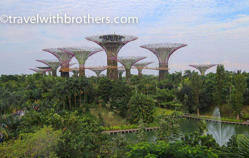Singapore, the Garden by the Bay