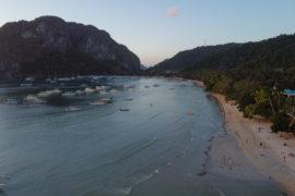 El Nido, Corong Corong beach
