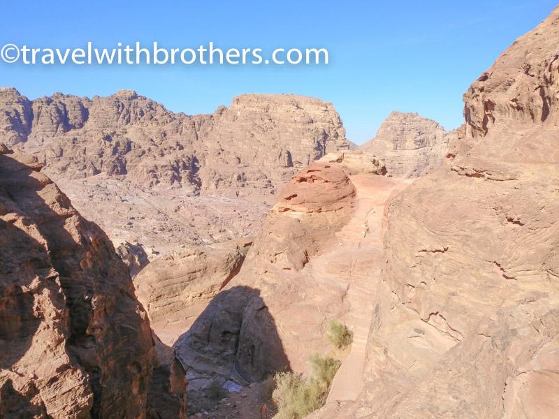 Petra, High place of sacrifice